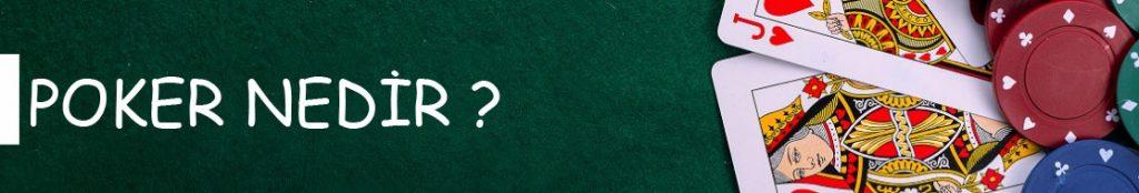 Poker Nedir ?